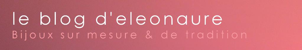Le blog d'eleonaure