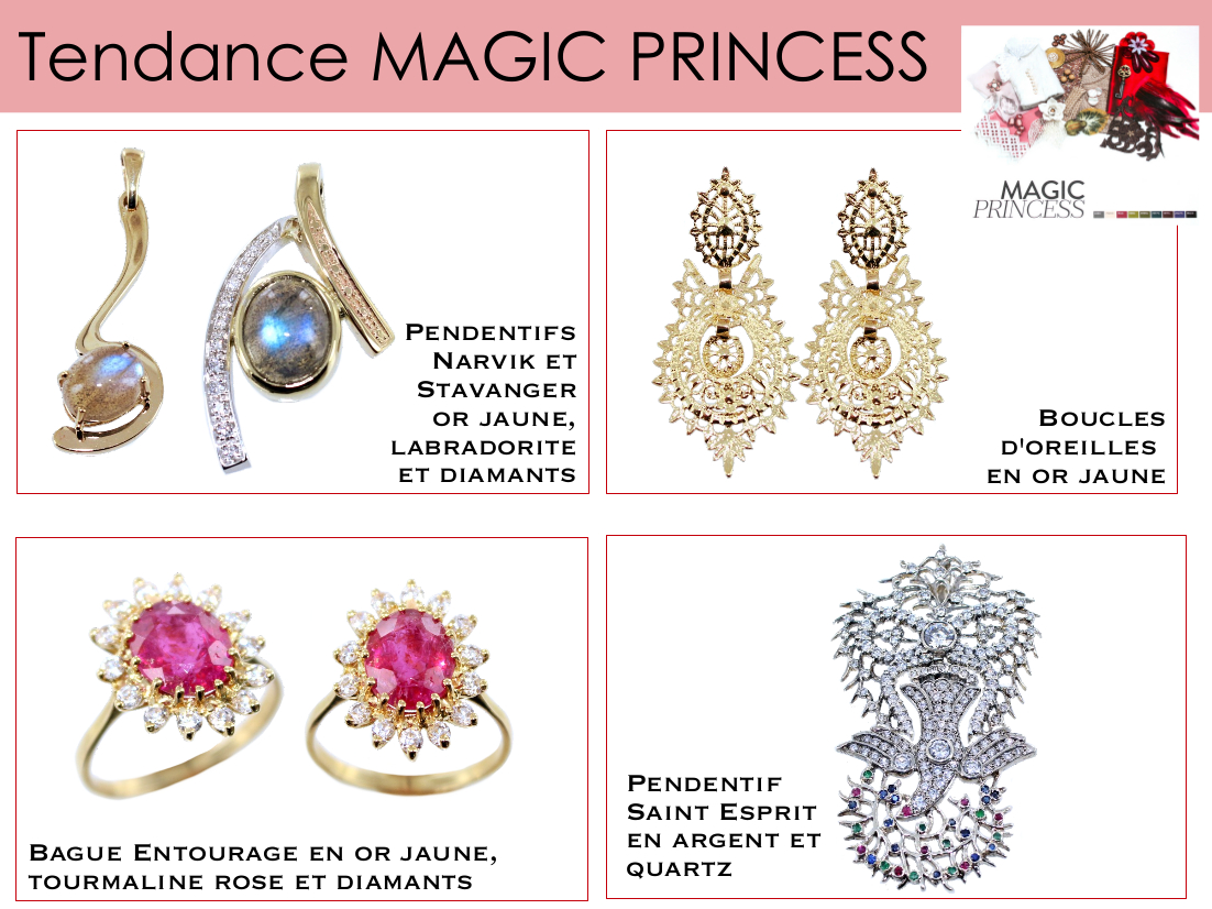 Des bijoux en dentelle, Des pierres mystérieuses pour la Magic princess