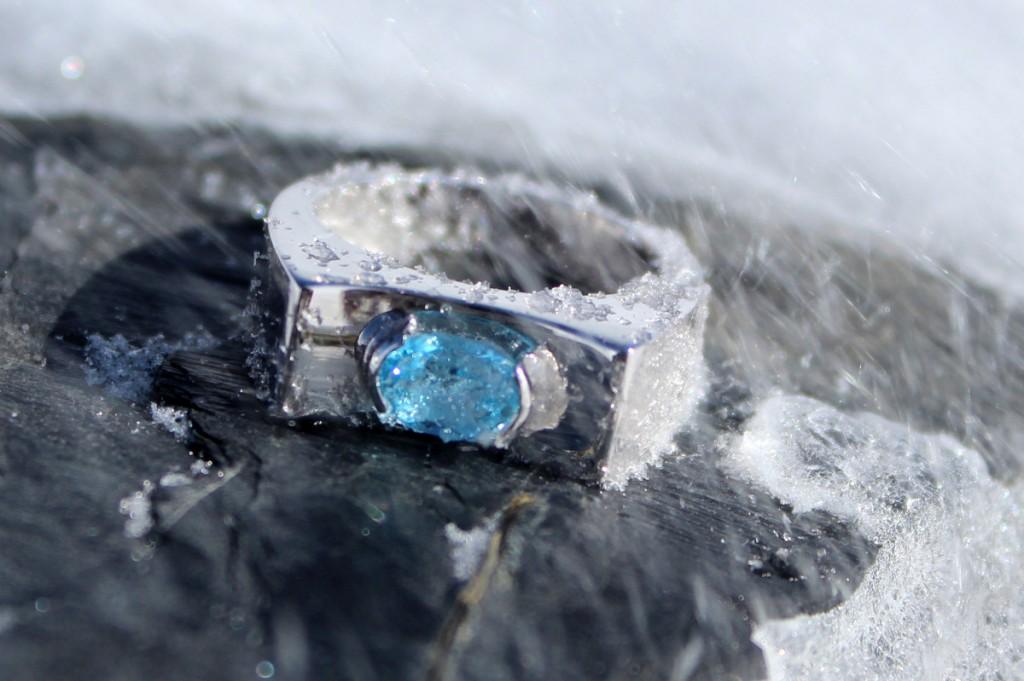 Vent Glacial sur la bague Bellecôte